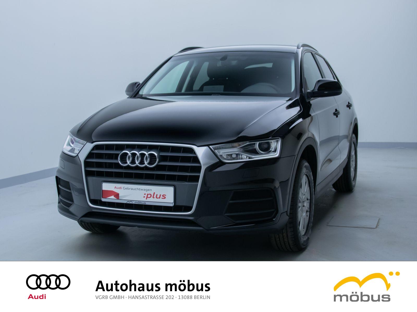 Audi Q3 ultra 1.4 TFSI *6-GANG*NAV*KLIM*XEN*BT*, Jahr 2018, Benzin