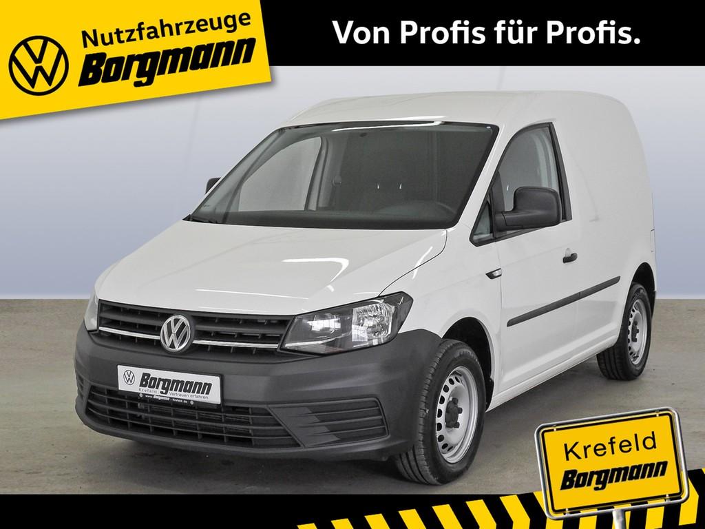 Volkswagen Caddy Kasten EcoProfi TDI Klima AHK, Jahr 2017, Diesel