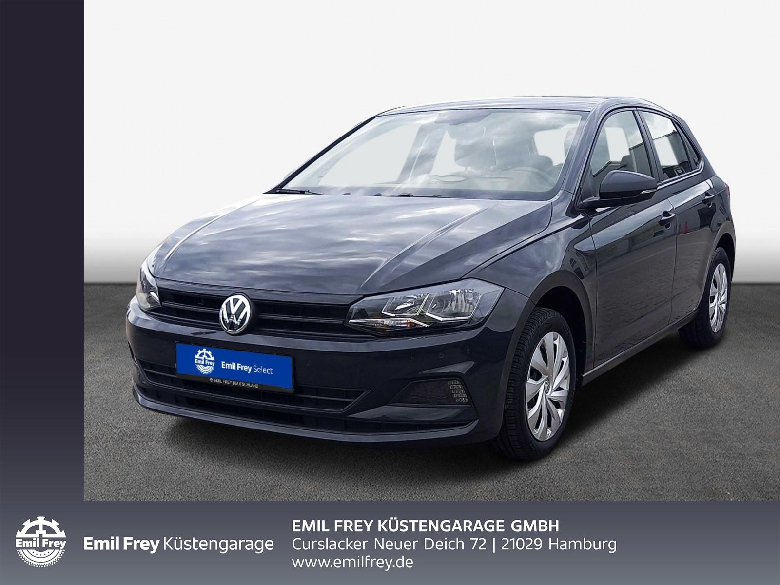 Volkswagen Polo 1.6 TDI Trendline Navi, GRA, PDC, Jahr 2018, Diesel
