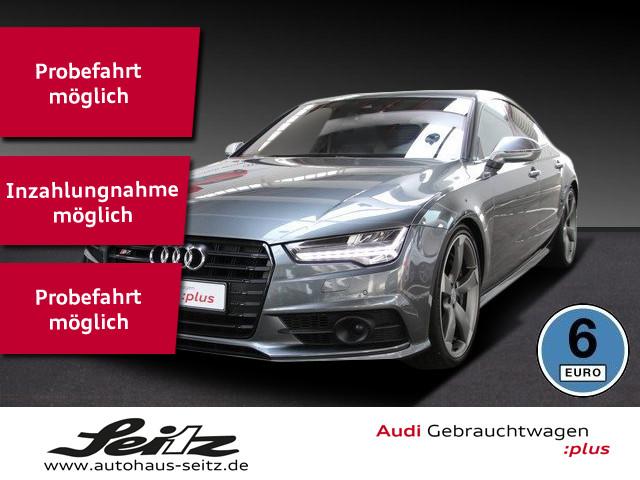 Audi S7 Sportback 4.0 TFSI qu KAMERA*LED*STANDHZ*NAVI, Jahr 2017, Benzin