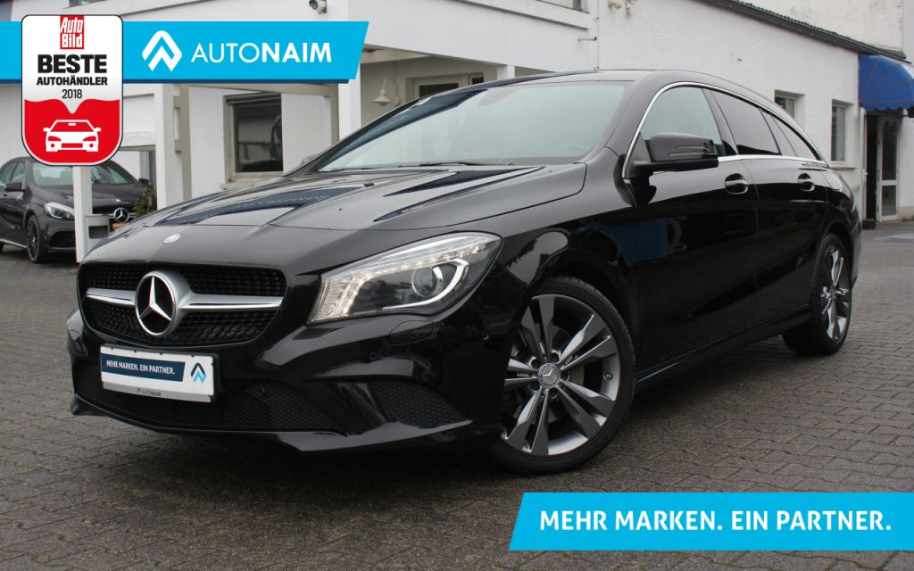 Mercedes-Benz CLA Shooting Brake 250 7G-DCT Urban |XENON|NAVI|18, Jahr 2016, Benzin