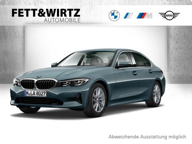 BMW 320d Adv. Aut. HUD Leas. ab 285,- br.o.Anz., Jahr 2019, Diesel