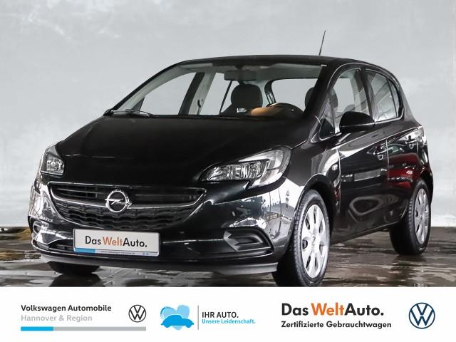 Opel Corsa E 1.4 Edition GRA Klima Einparkhilfe, Jahr 2015, Benzin