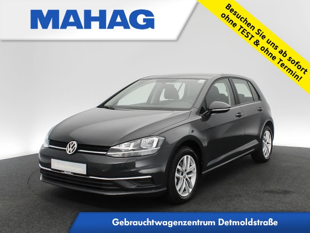 Volkswagen Golf VII COMFORTLINE 1.6 TDI Business Navi Bluetooth ParkPilot 16Zoll 5-Gang, Jahr 2019, Diesel