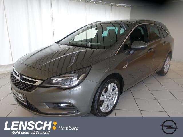 Opel Astra K ST Dynamic 1.4 NAVI+PDC+SITZHZG+AGR-SITZ, Jahr 2016, Benzin
