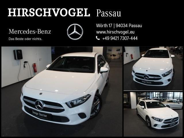 Mercedes-Benz A 220 Style+MBUX+Navi+LED+PDC+SHZ+Licht-&Sicht-P, Jahr 2019, Benzin