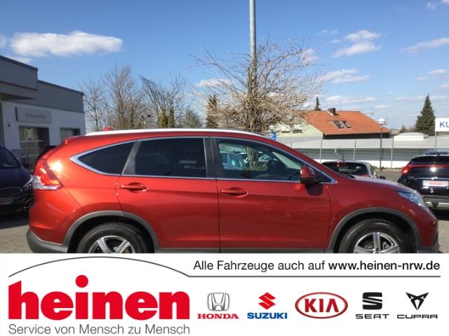 Honda CR-V 2.0 Lifestyle 4WD RFK Leder XENON BLUET, Jahr 2013, Benzin