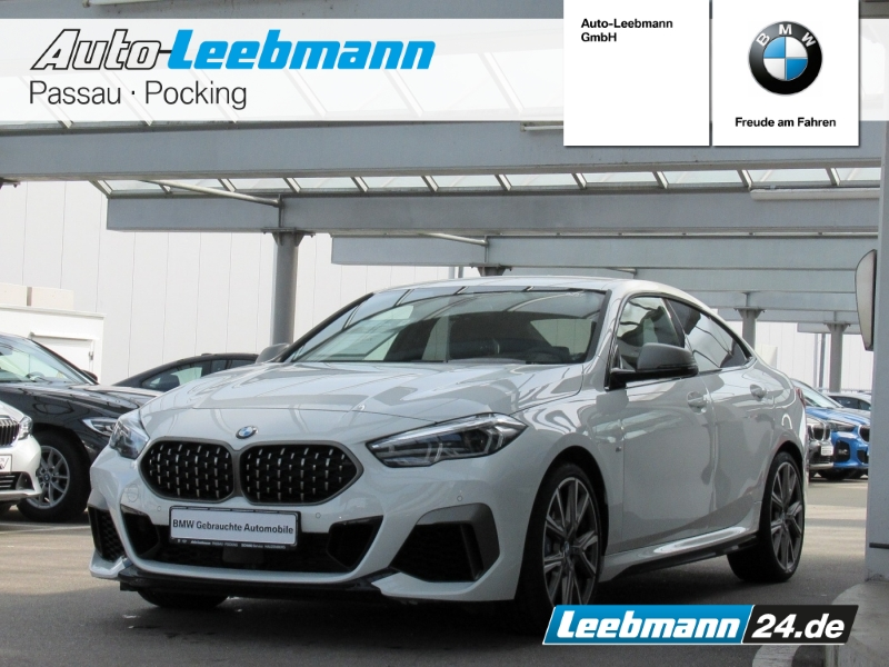 BMW M235i xDrive Gran Coupé LC-PROF UPE: 58.250,- €, Jahr 2020, Benzin