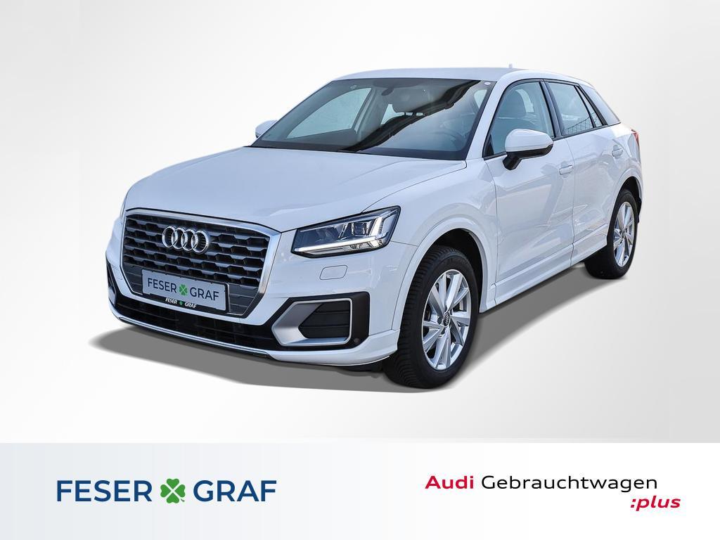 Audi Q2 design 1.4 TFSI S tronic LED,Navi,v.cockpit, Jahr 2018, Benzin