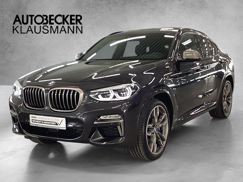 BMW X4 M40d NAVI PROF WLAN DAB HEAD UP PANORAMA, Jahr 2019, Diesel