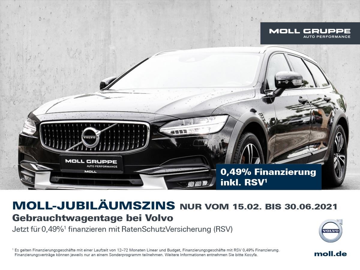 Volvo V90 Cross Country D4 AWD Pro Allrad LED Navi, Jahr 2018, Diesel