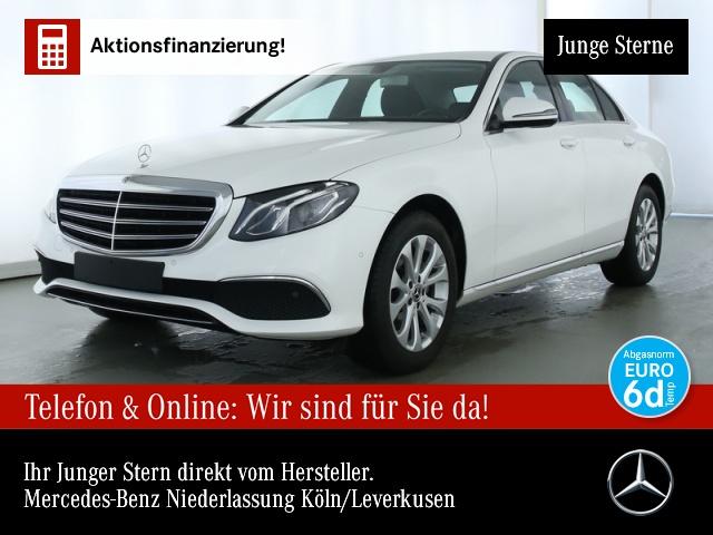 Mercedes-Benz E 200 d Exclusive.LED.SpiegelP.Totwinkel, Jahr 2019, Diesel