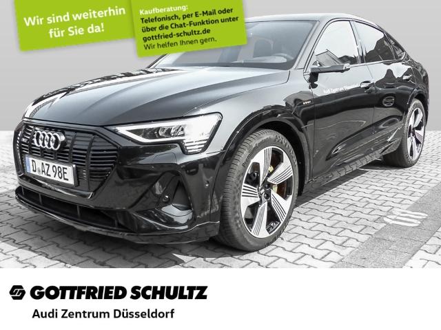 Audi e-tron Sportback S-line 55 Quattro Leder Navi Head Assistenzpakete, sofort Verfügbar, Jahr 2020, Elektro
