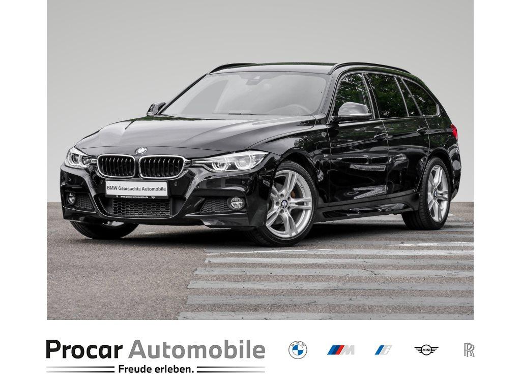 BMW 320d M-SPORT+NAVI BUS. +HUD+LED+PDC+SPEED LIMIT INFO+, Jahr 2018, Diesel