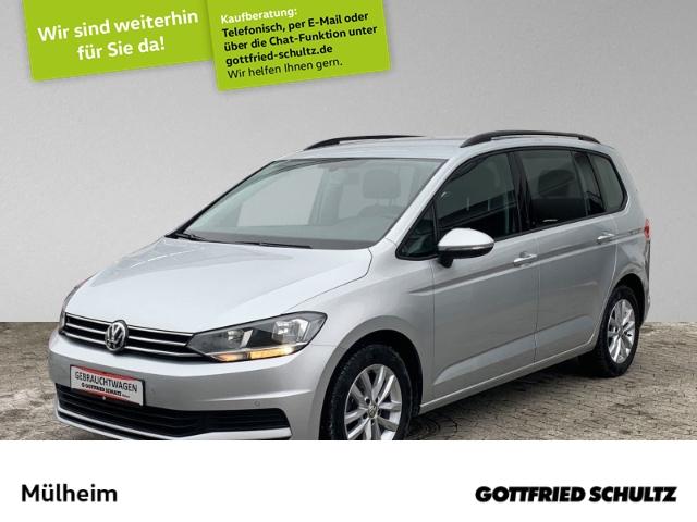 Volkswagen Touran 1.5 TSI AHK Navi Comfortline, Jahr 2019, Benzin