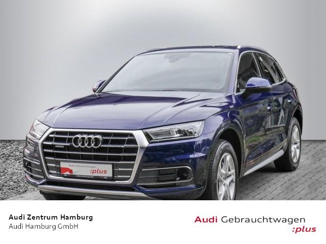 Audi Q5 2,0 TFSI design quattro S tronic NAVI PANO HEAD-UP, Jahr 2018, Benzin