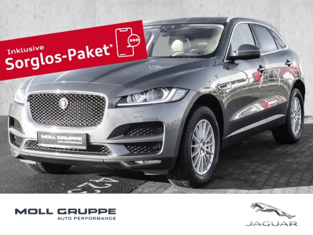 Jaguar F-Pace Prestige AWD 30d, Jahr 2016, Diesel