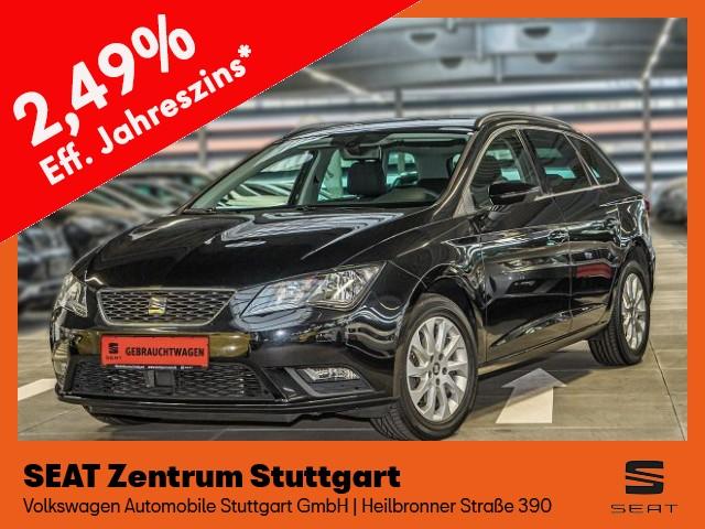 Seat Leon Sportstourer Style 2.0 TDI, Jahr 2014, Diesel