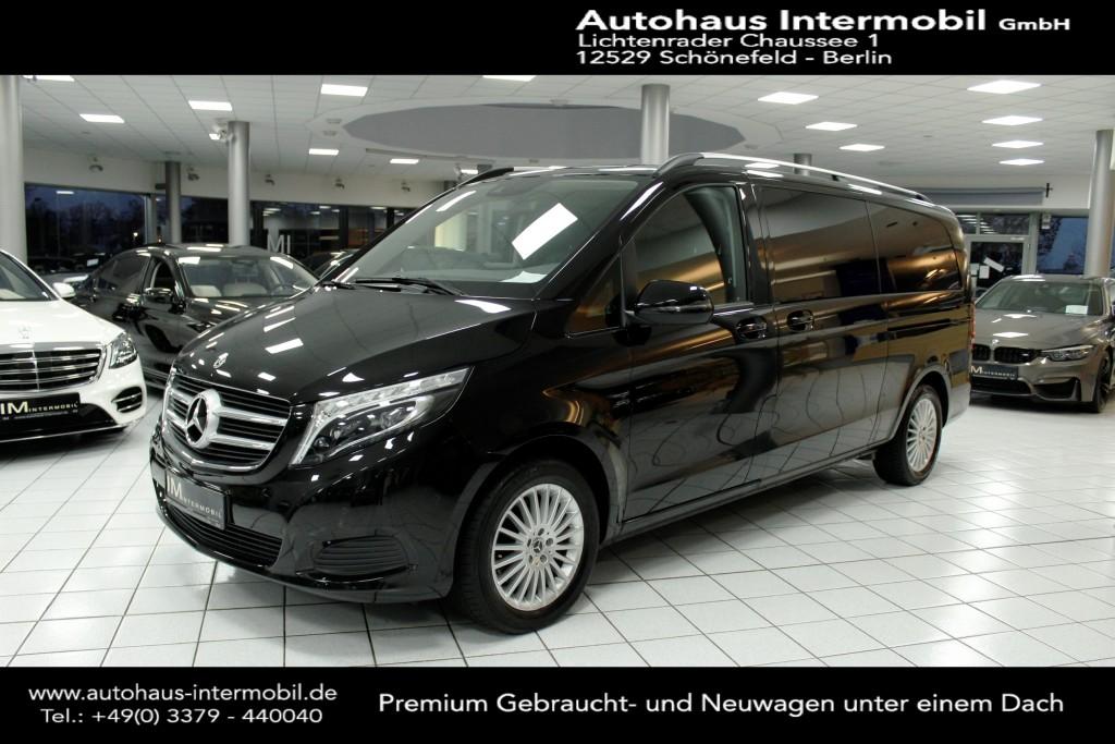 Mercedes-Benz V 250 d 4 MATIC AVANTGARDE extralang*LED*8 Sitze*, Jahr 2019, Diesel