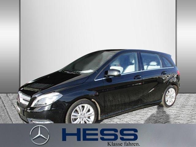 Mercedes-Benz B 220 CDI BE Sportpaket+EUR6+Navi+PDC, Jahr 2013, diesel