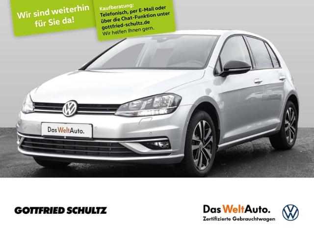Volkswagen Golf 1.0 TSI IQ.DRIVE RÜFA SHZ GRA APP-CONNECT, Jahr 2019, Benzin