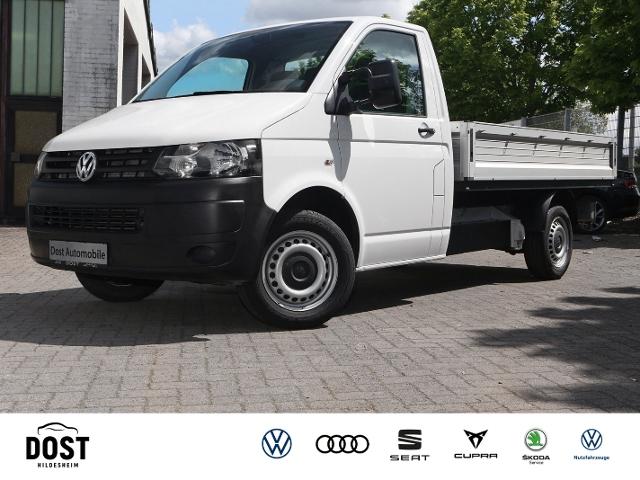 Volkswagen T5 Transporter Pritsche LR, 2.0 TDI, 5-Gang, Jahr 2015, Diesel