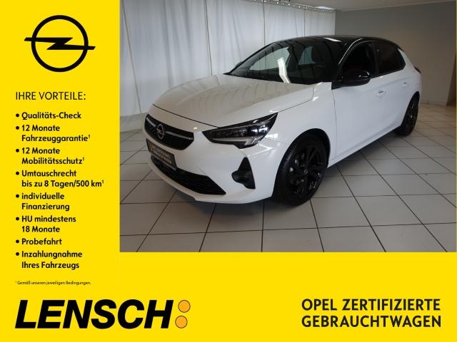 Opel Corsa GS Line 1.2 Turbo PDC+RÜCKFAHRKAM+SITZHZG, Jahr 2020, Benzin