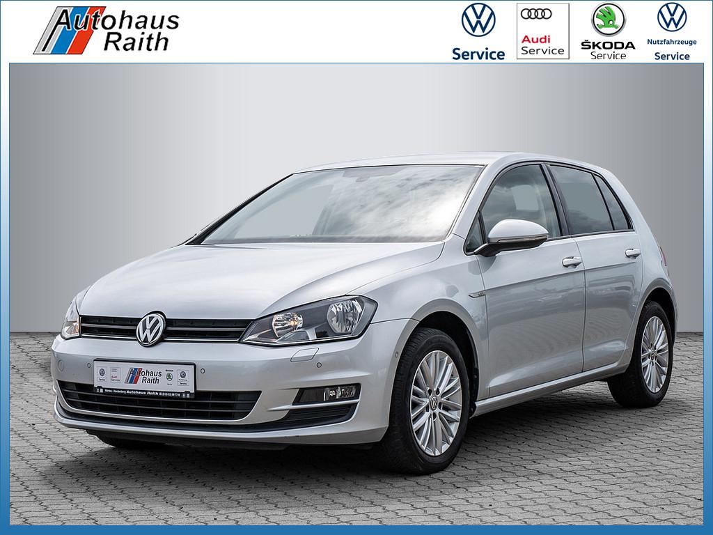 Volkswagen Golf VII 1.2 TSI Cup Climatronic/SHZ/PDC, Jahr 2014, Benzin