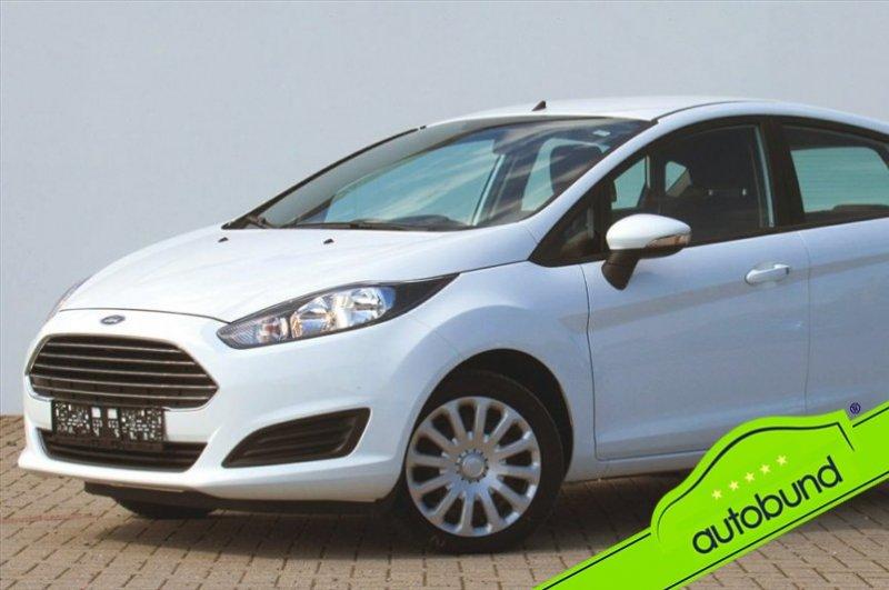 Ford Fiesta VII 1,25 5tg. Garantie, Jahr 2014, Benzin