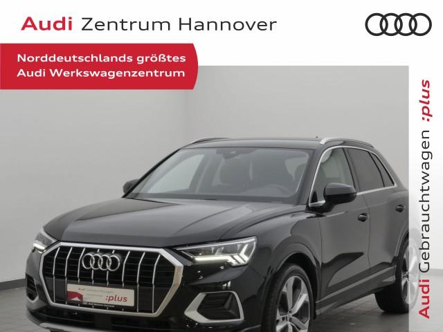 Audi Q3 Sport advanced 35 TFSI Navi Matrix LED virtual Cockpit AHK, Jahr 2019, Benzin