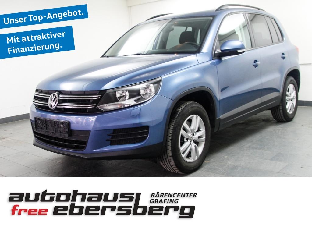 Volkswagen Tiguan 1.4 TSI Trend & Fun PDC GRA Winter Assist, Jahr 2013, Benzin
