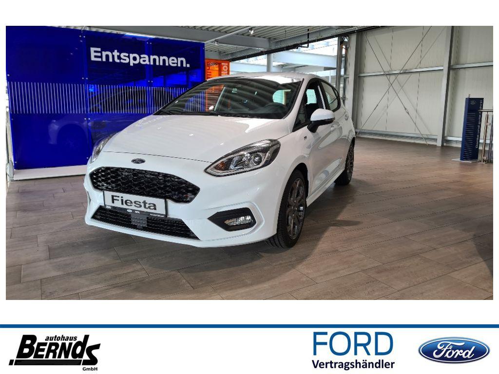 Ford Fiesta 1.0 EcoBoost ST-LINE WINTER-PAKET PDC, Jahr 2021, Benzin