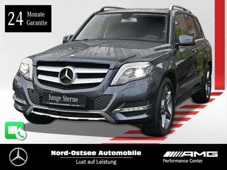 Mercedes-Benz GLK 220 CDI 4M Navi AHK ILS Sitzheizung PDC, Jahr 2014, Diesel