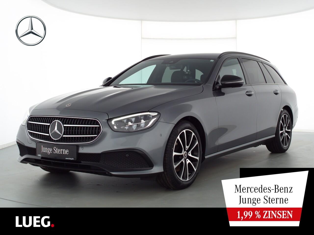 Mercedes-Benz E 220 d T Avantgarde+MBUX+Nav+LED+Widesc+AHK+RFK, Jahr 2020, Diesel