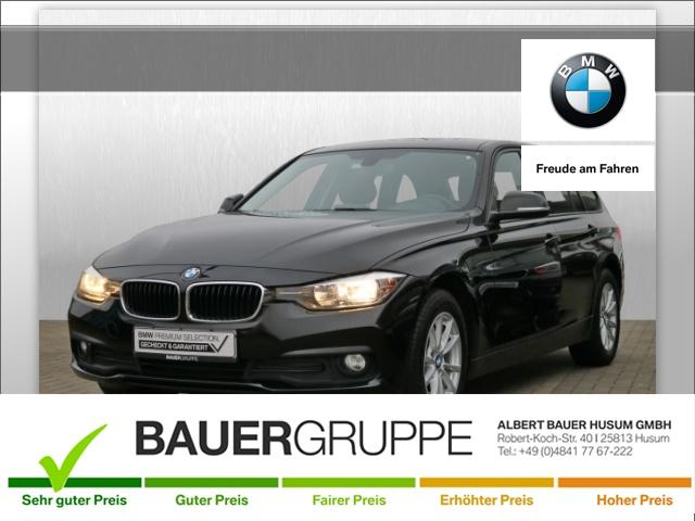 BMW 316d Advantage Bluetooth Navi Klima PDC, Jahr 2016, diesel