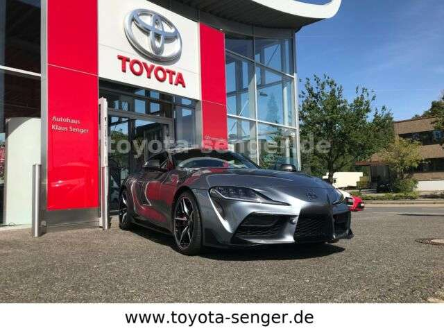 Toyota Supra GR 3.0, Premium Paket, SOFORT VERFÜGBAR, Jahr 2019, Benzin