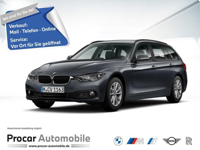 BMW 320i Touring Advantage Aut. Navi LED LM PDC, Jahr 2017, Benzin
