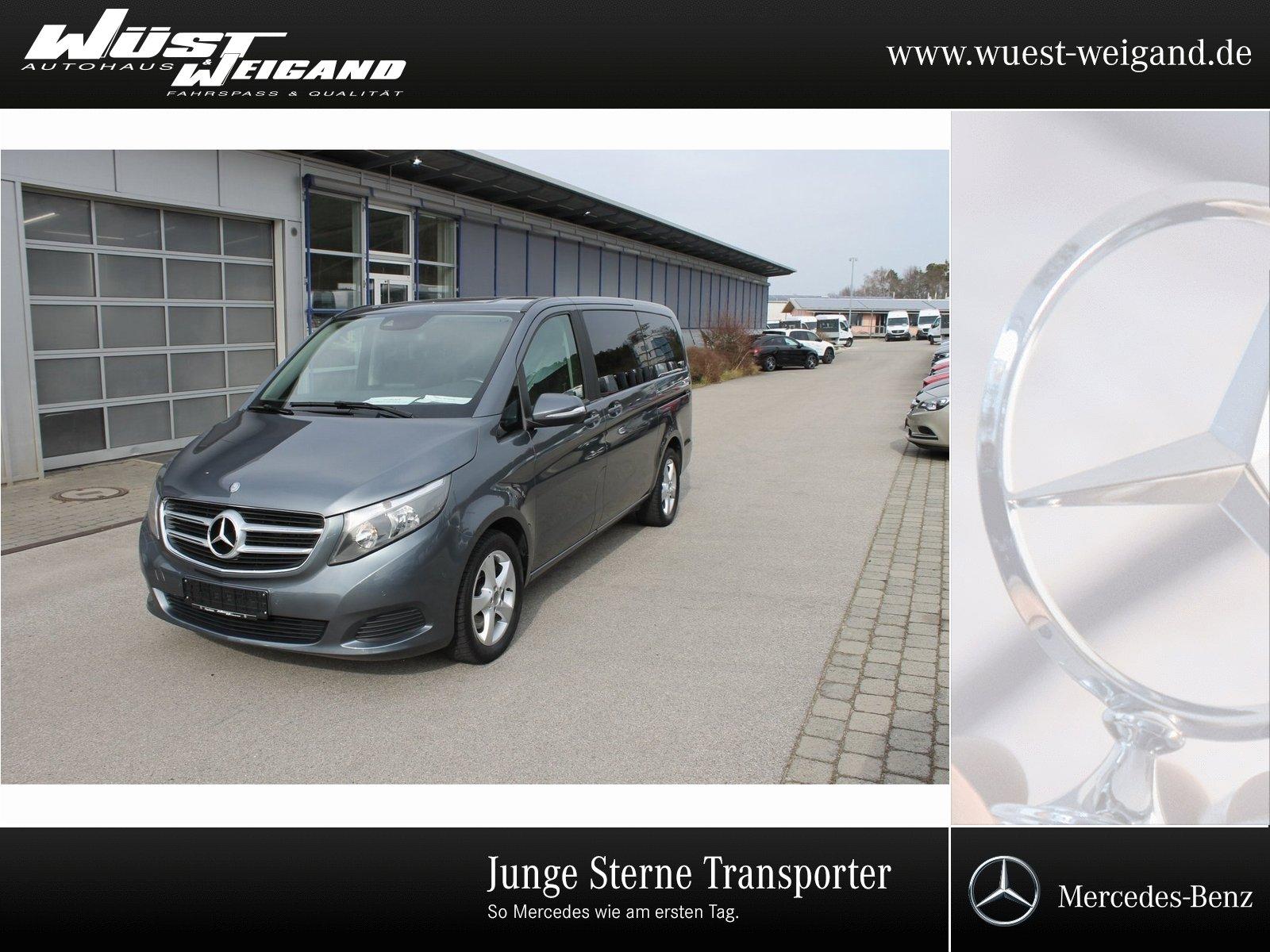Mercedes-Benz V 220 CDI Edition lang Autom+Navi+PTS+Kamera+SHZ, Jahr 2014, Diesel
