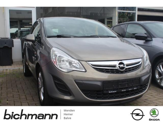 Opel Corsa Active CDmp3 Alu ESP KlimaAT SHZ LHZ PDC, Jahr 2013, Benzin
