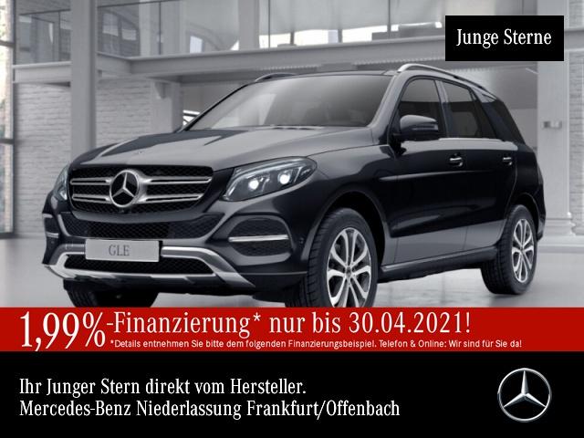 Mercedes-Benz GLE 250 d 4M 360° Airmat Pano Harman Distr., Jahr 2018, Diesel