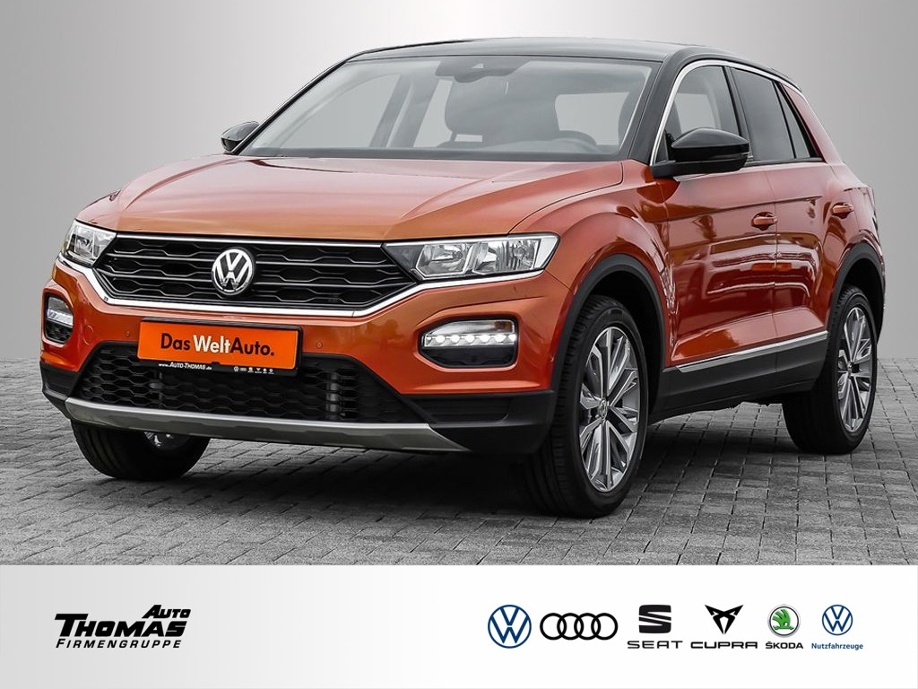 Volkswagen T-Roc IQ.Drive 2.0 TDI 150PS DSG NAVI, Jahr 2020, Diesel
