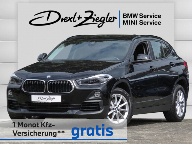BMW X2 sDrive18i DKG Advantage Navi LED Kamera 17Z, Jahr 2018, Benzin