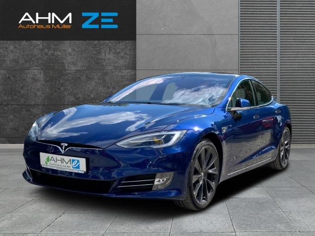 Tesla Model S Ludicrous Performance Raven *Vermietung möglich*, Jahr 2020, Elektro