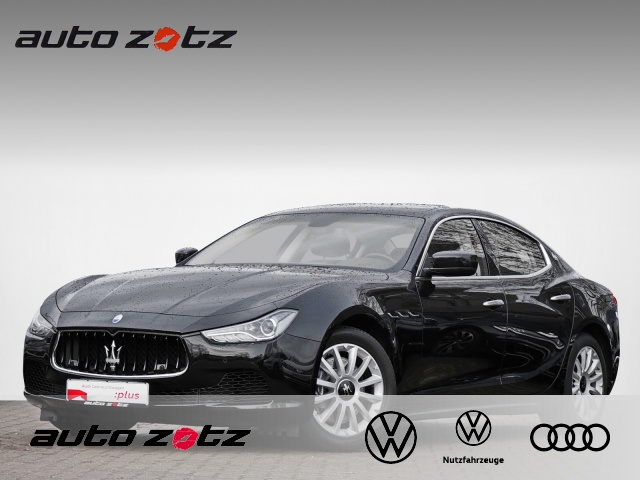 Maserati Ghibli 3.0 V6 Leder Carbon Schiebedach Memory, Jahr 2016, Benzin