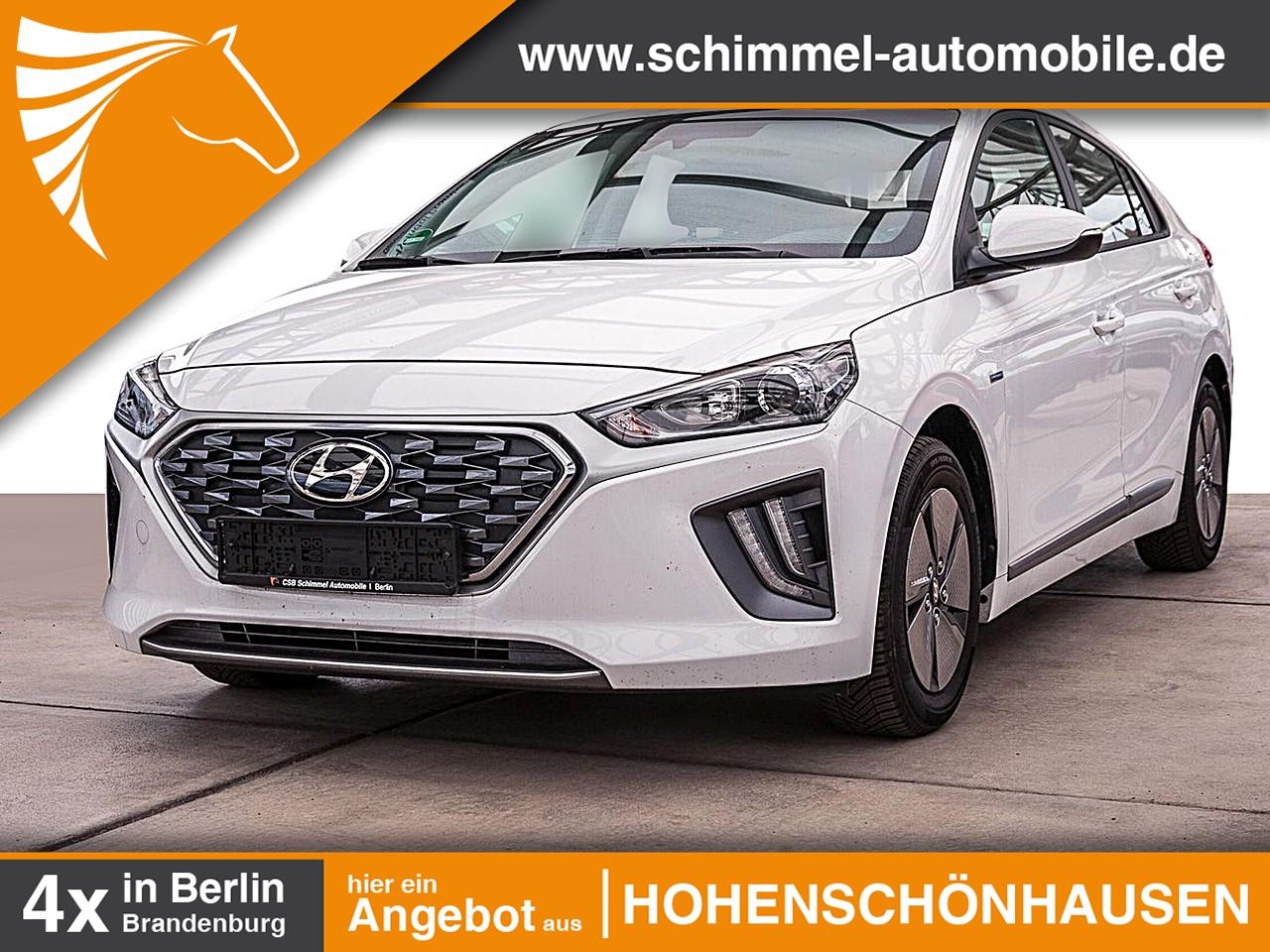 Hyundai Ioniq Basis Hybrid KLIMA KAMERA SPURASSIST TEMP., Jahr 2019, Hybrid