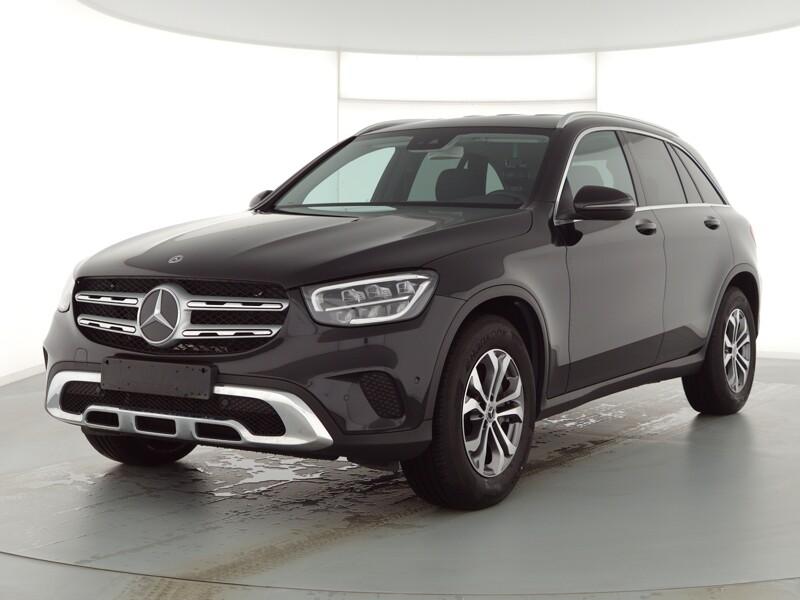 Mercedes-Benz GLC 200 4M LED*AHK*PDC*Easy-Pack*Navigation*, Jahr 2020, Benzin