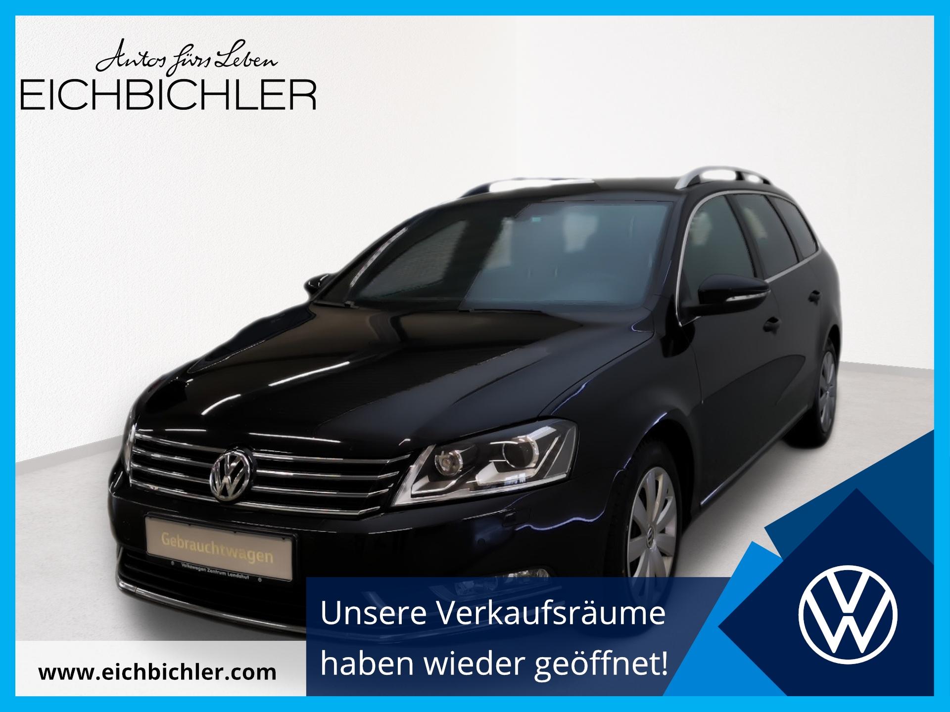 Volkswagen Passat Variant 2.0 TDI BMT Business Edition AHK, Jahr 2014, Diesel