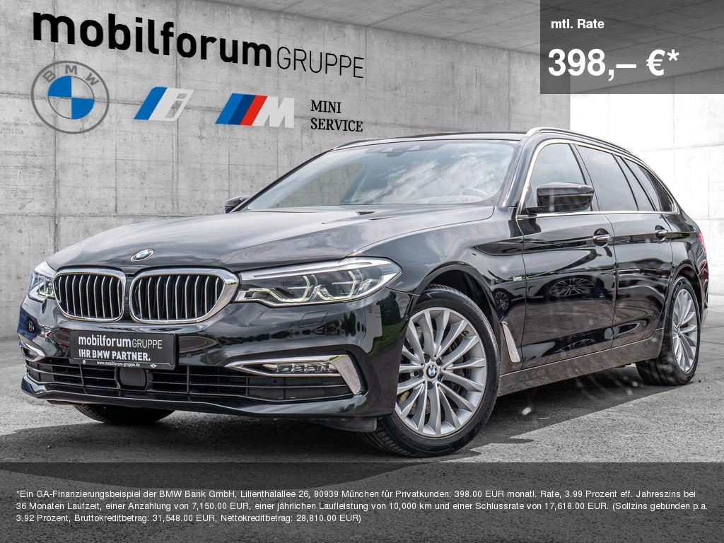 BMW 540i Touring xDrive, Jahr 2018, Benzin