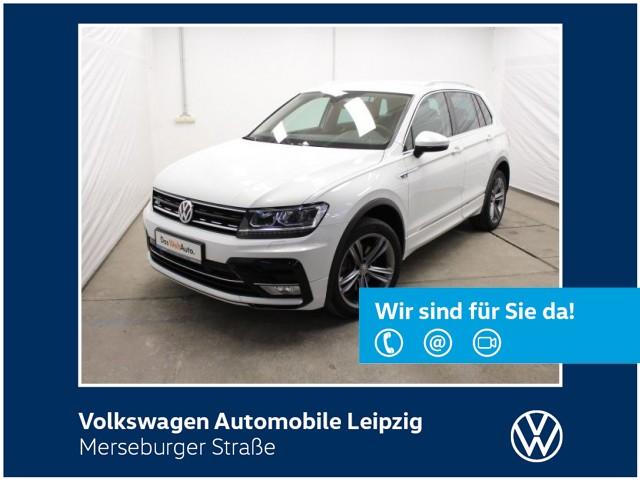 Volkswagen Tiguan 2.0 TSI Highline 4M *R-Line*ACC*LED*, Jahr 2016, Benzin