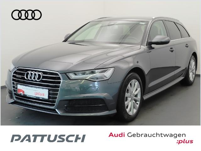 Audi A6 Avant 2.0 TDI quattro LED Navi HUD Rückfahrka, Jahr 2017, Diesel